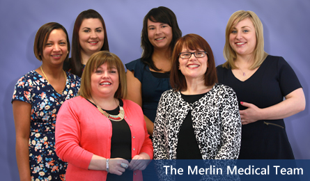 Merlin Medical Team